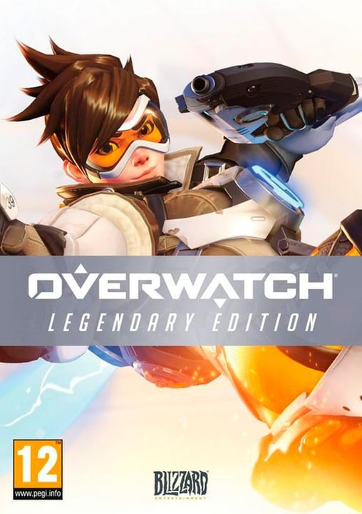 PC - Overwatch - Legendary Edition (D) Box 785300137392 Photo no. 1