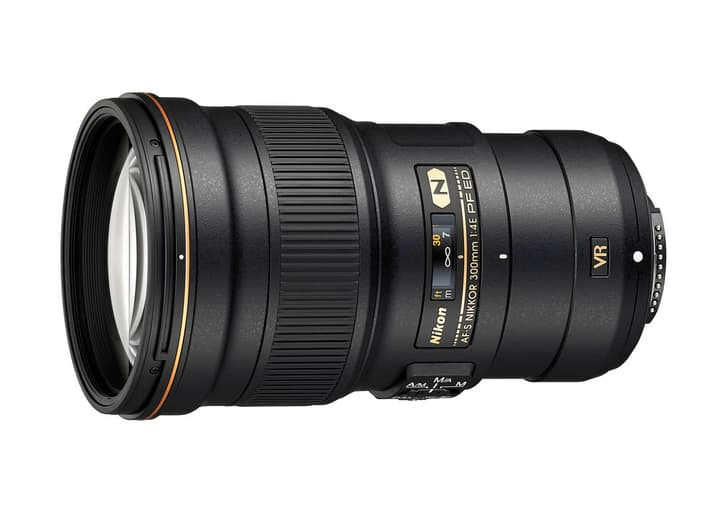 Nikkor AF-S 300mm/4.0E PF ED VR objectif Objectif Nikon 785300125548 Photo no. 1