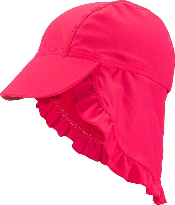 Chapeau UVP pour fille Extend 472338149029 Couleur magenta Taille 49 Photo no. 1