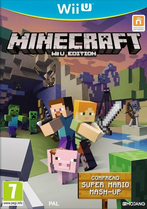 Wii U - Minecraft Edition inkl. Super Mario Mash-Up Box 785300121169 Bild Nr. 1