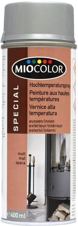 Peinture en aérosol haute-température Miocolor 660844004003 Couleur Argenté Contenu 400.0 ml Photo no. 1