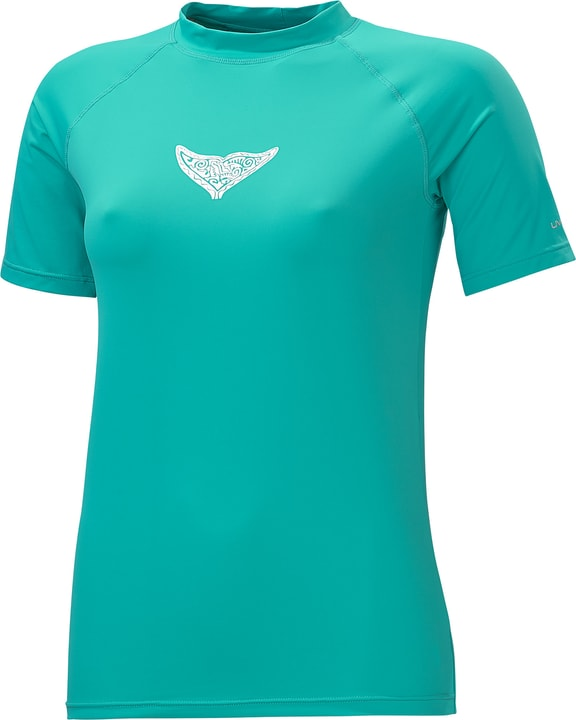 Shirt UVP pour femme MC Shirt UVP pour femme MC Extend 462199204444 Couleur turquoise Taille 44 Photo no. 1