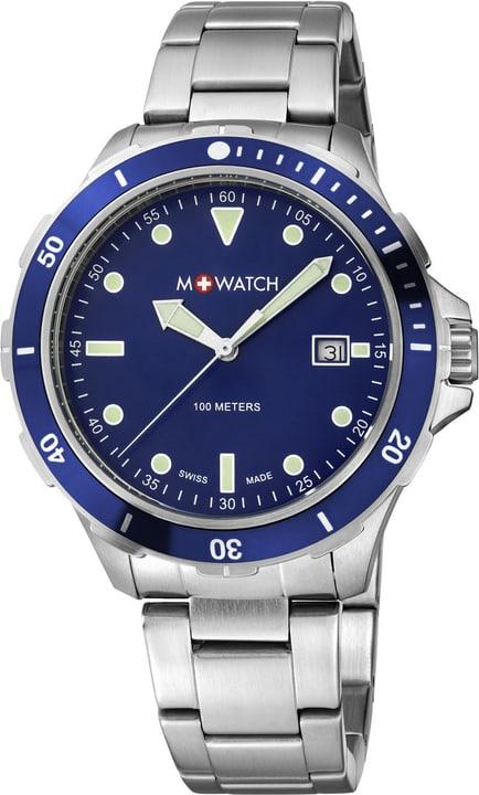 Aqua Steel WBX.45240.SJ Armbanduhr M+Watch 760826400000 N. figura 1