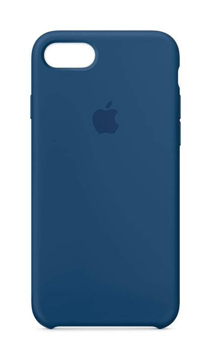 iPhone 8 & 7 Silicon Case Blue Cobalt Guscio duro Apple 785300130022 N. figura 1