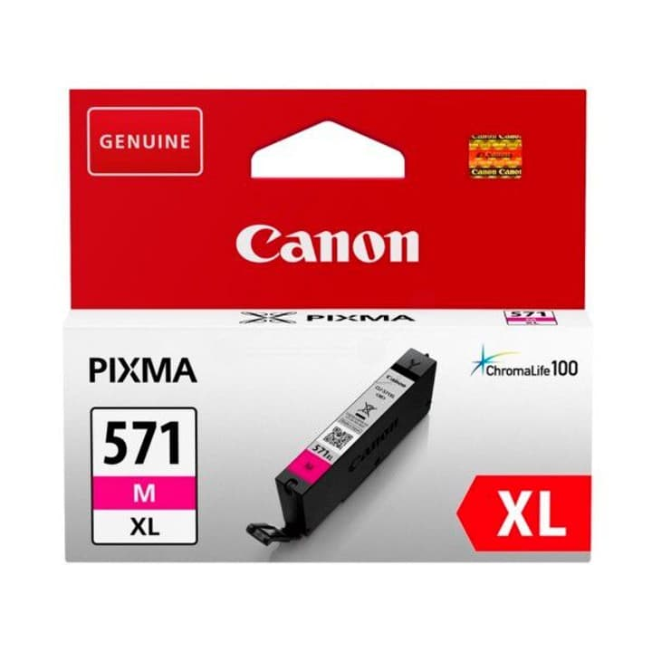 CLI-571XL Tintenpatrone XL magenta Canon 795844900000 Photo no. 1