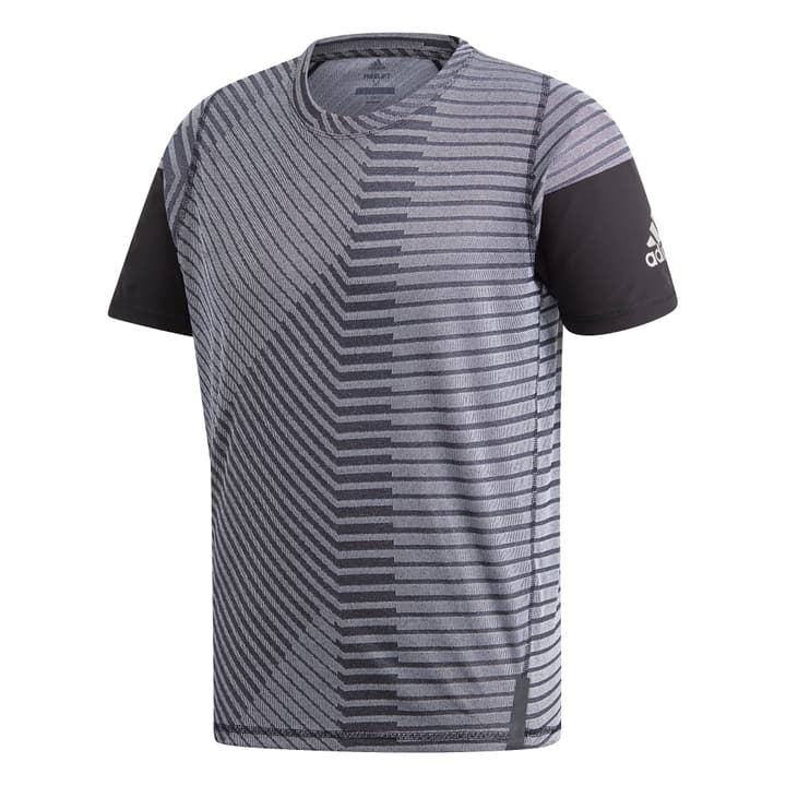 Freelift 360 Strong Graphic Tee Herren-T-Shirt Adidas 464958600483 Farbe Dunkelgrau Grösse M Bild-Nr. 1