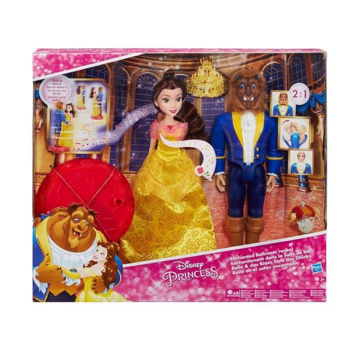 Disney Princess Belle et la Bête Enchantement dans la salle de bal de la Belle et la Bête 746551700000 Photo no. 1