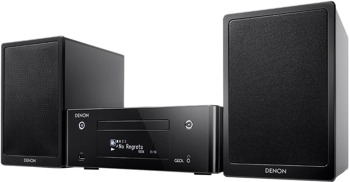 CEOL N-9 BL - Noir Hifi System Denon 785300131578 Photo no. 1