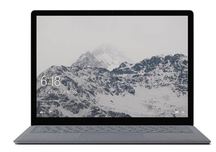 Surface Ordinateur portable i5 256GB 8GB Platinum Microsoft 798183700000 Photo no. 1