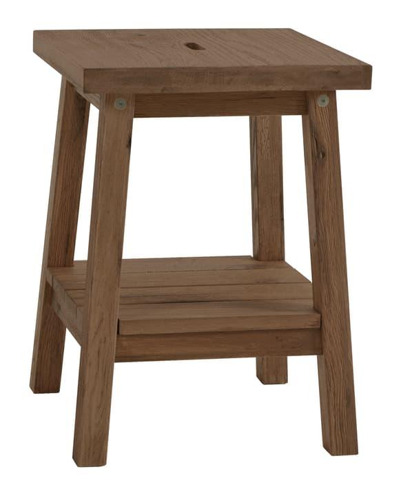 LUDO Table de chevet HASENA 403531985029 Dimensions L: 40.0 cm x P: 40.0 cm x H: 55.0 cm Couleur Chêne brut Photo no. 1