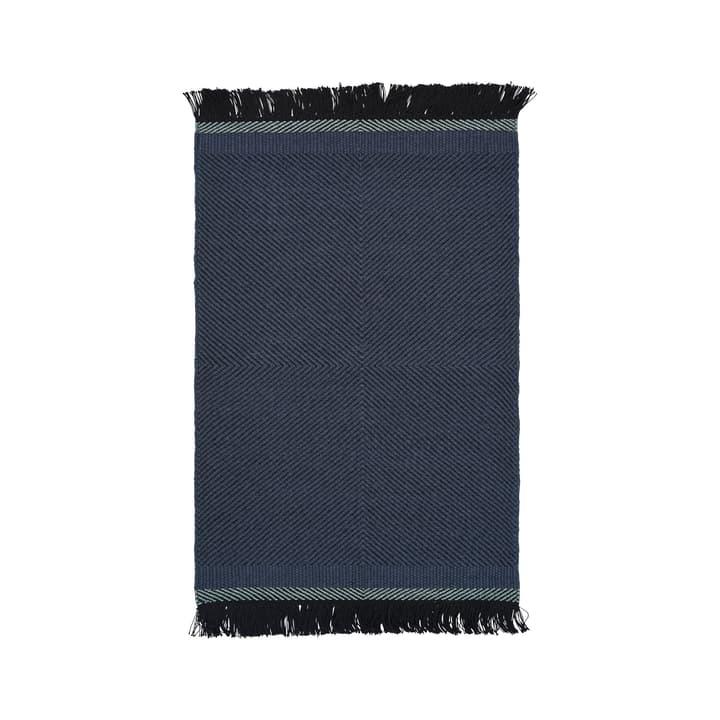 MATTIA Tapis 371056500000 Couleur Bleu foncé Dimensions L: 200.0 cm x P: 300.0 cm Photo no. 1