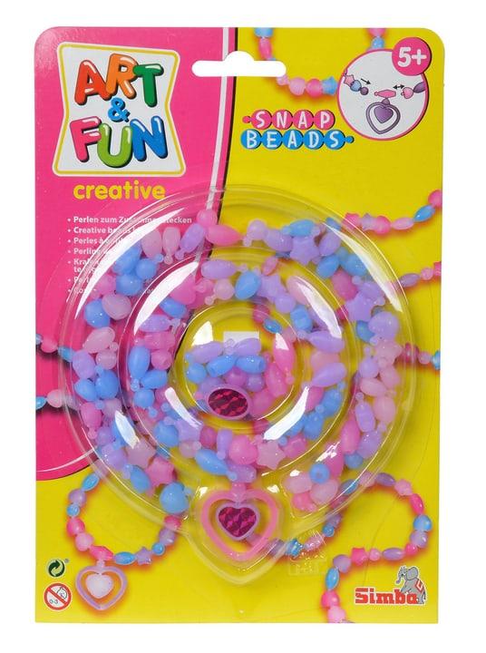 A&F Snap Beads transparent 746124800000 Bild Nr. 1