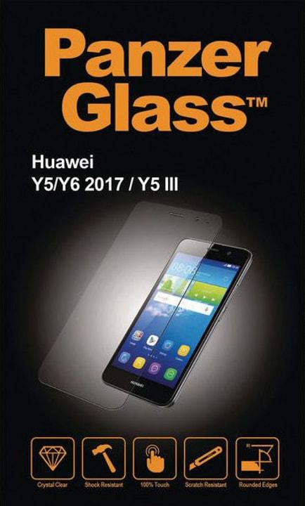 Flat Black Huawei Y6 (2017) Panzerglass 785300134519 Bild Nr. 1