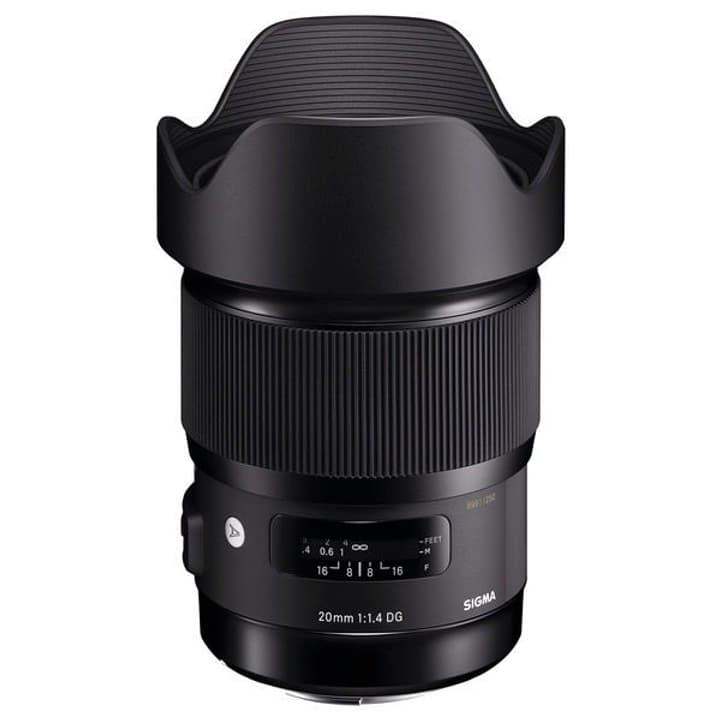 20mm/1,4 DG HSM / ART Obiettivo Sigma 785300126168 N. figura 1