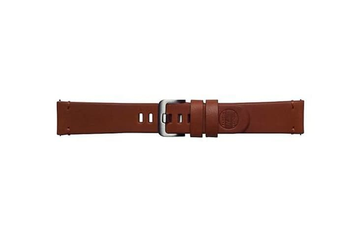 Galaxy Watch (46 mm) Strap Studio Essex 22 mm brun Bracelet Samsung 785300138355 Photo no. 1