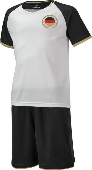 Set de supporter de foot pour enfants Allemagne Extend 464546411110 Couleur blanc Taille 110/116 Photo no. 1