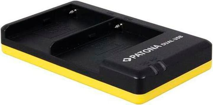 Dual USB NP-FM500H chargeur Patona 785300144502 Photo no. 1