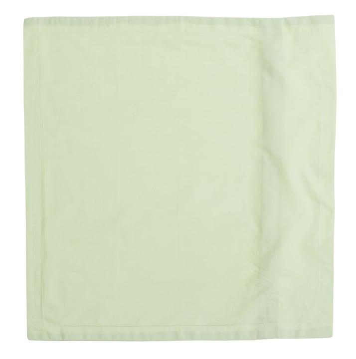 LUISA Coussin décoratif 450725540061 Couleur Vert clair Dimensions L: 40.0 cm x H: 40.0 cm Photo no. 1