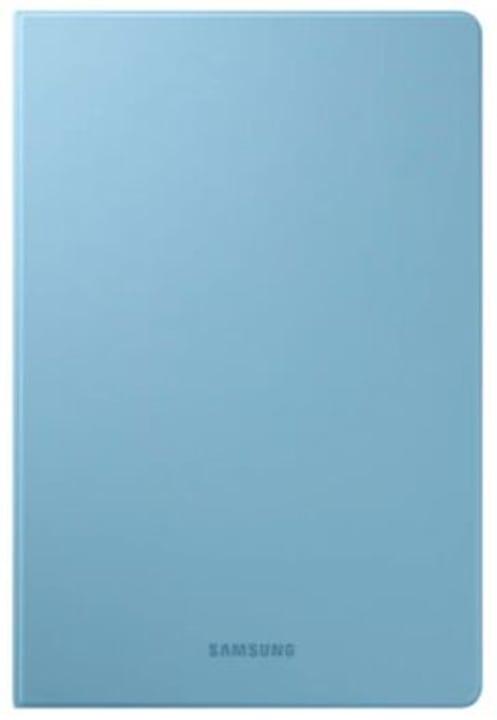 Book Cover Galaxy Tab S6 Lite blue Coque Samsung 785300152599 Photo no. 1