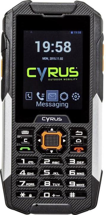 "CM16 Hybrid noir 2.4"", 1.3GHz Dua Smartphone Cyrus 785300133119 Photo no. 1"