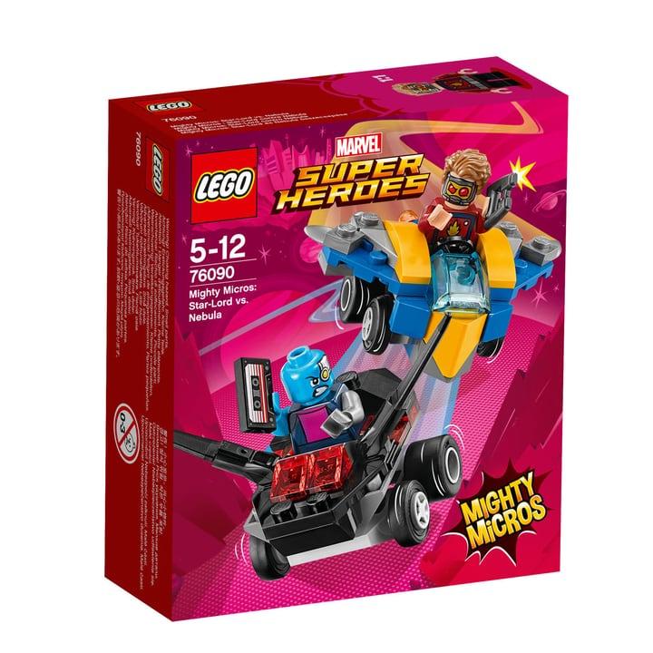 Lego Marvel 76090 Star-Lord Vs. Nebula 748877100000 Photo no. 1