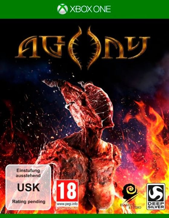 Xbox One - Agony (D) Physisch (Box) 785300131985 Bild Nr. 1