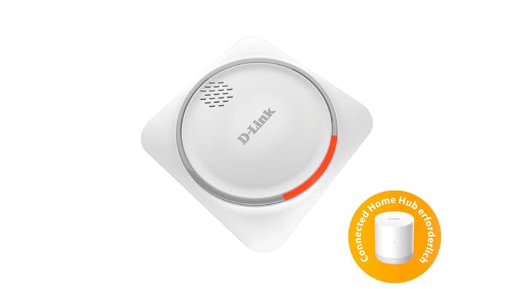 mydlink Home Sirene avec Backup de Batterie optional DCH-Z510 D-Link 797966500000 Photo no. 1