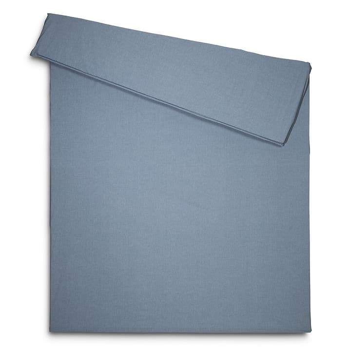 ATRIA Housse couette 376024158804 Couleur Bleu Dimensions L: 210.0 cm x L: 160.0 cm Photo no. 1