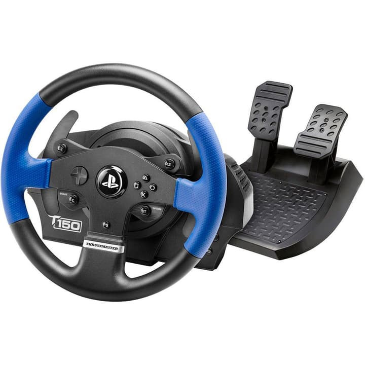 T150 Force Feedback Wheel Lenkrad Thrustmaster 785300123159 Bild Nr. 1