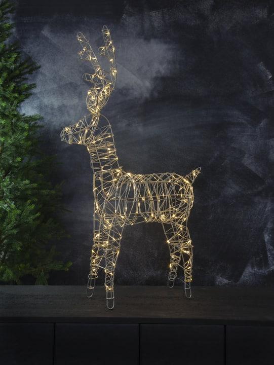 LED Rentier stehend Star Trading 613194700000 Bild Nr. 1