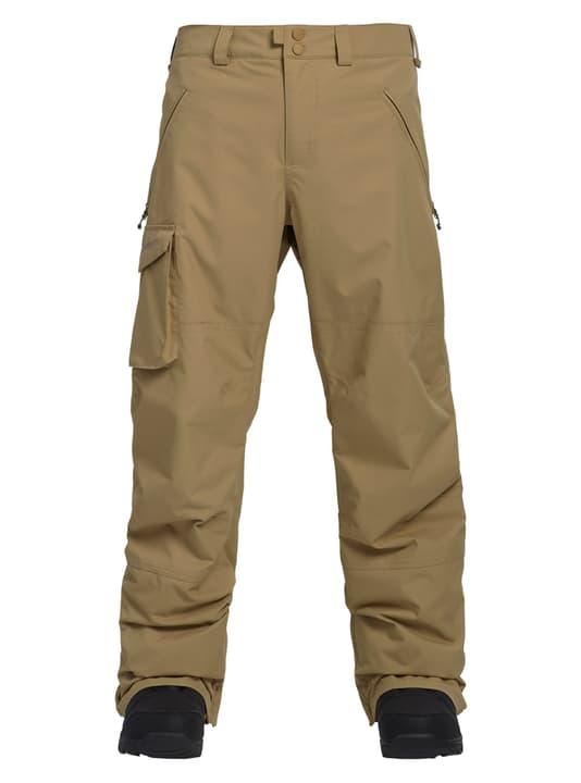 Clement Triclimate Jacket Herren-Skijacke Burton 460356300374 Farbe beige Grösse S Bild-Nr. 1