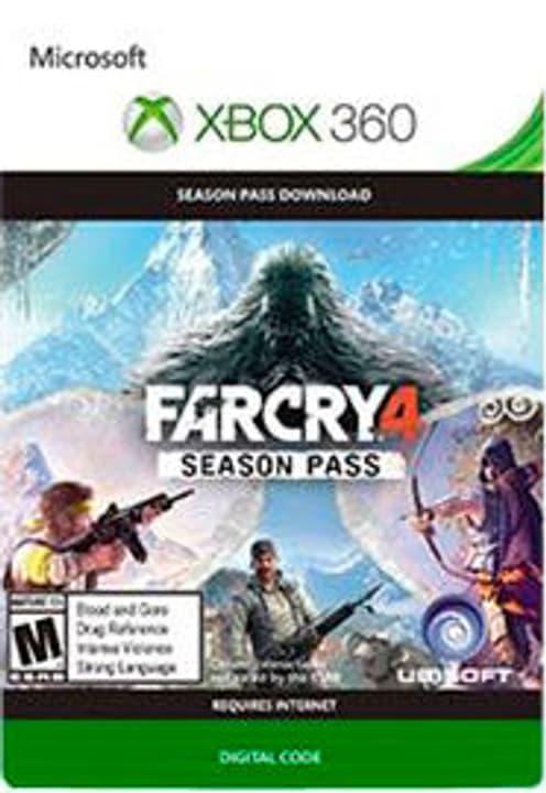 Xbox 360 - Far Cry 4 Season Pass Numérique (ESD) 785300135621 Photo no. 1