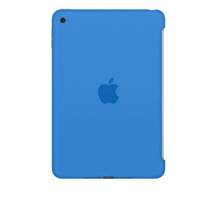 iPad mini 4 Custodia in silicone Blu reale Apple 785300125202