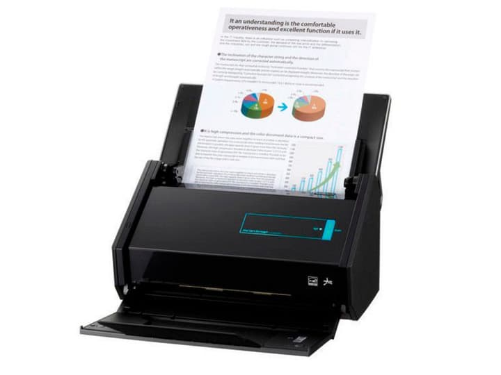 ScanSnap iX500 scanner de documents Fujitsu 785300123848 Photo no. 1