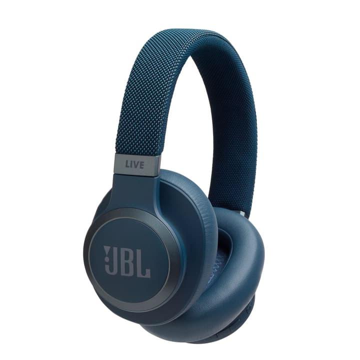 LIVE 650BTNC - Bleu Casque Over-Ear JBL 785300152810 Photo no. 1