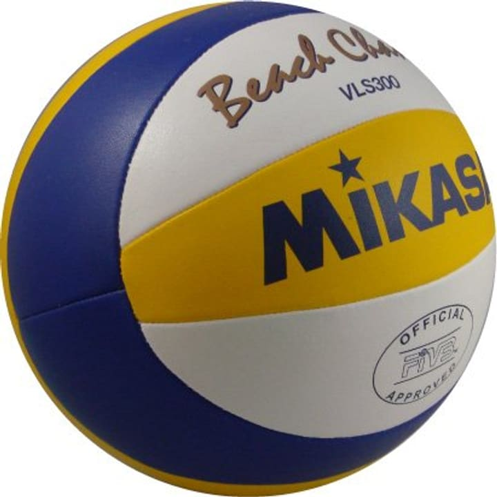 VLS300-SV Ballon de beach-volley Mikasa 472248500593 Taille / Couleur 5 - multicolore Photo no. 1
