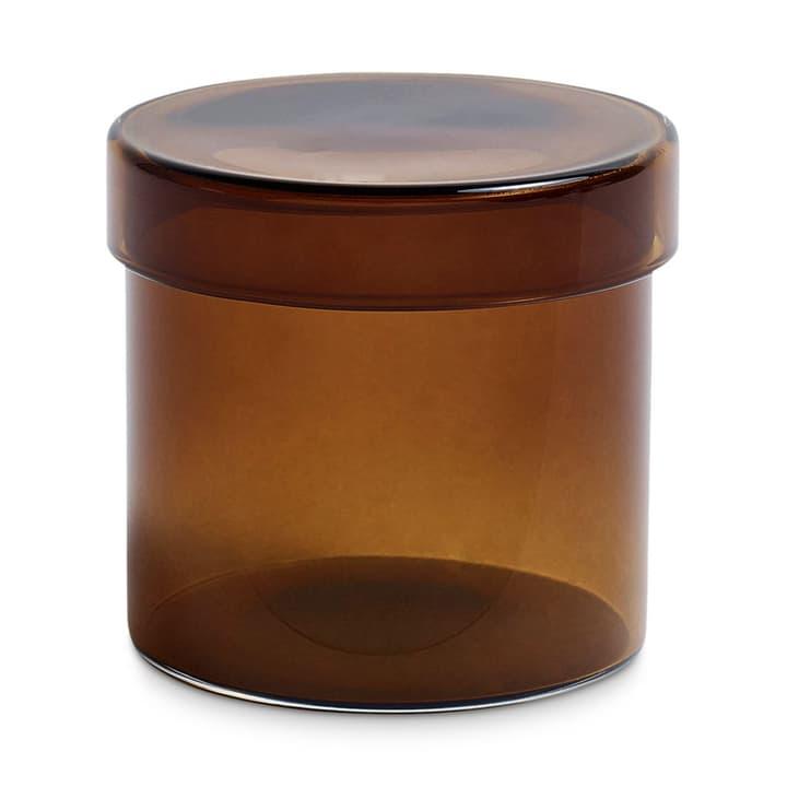 CONTAINER / S Aufbewahrungsbox HAY 386289000000 Grösse H: 7.0 cm Farbe Braun Bild Nr. 1