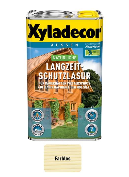 nat. smalto protezione a lungo termine Incolore 2.5 l XYLADECOR 661778400000 Colore Incolore Contenuto 2.5 l N. figura 1