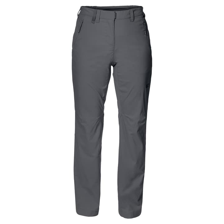 ACTIVATE LIGHT PANTS WOMEN Pantalon pour femme Jack Wolfskin 462732903480 Couleur gris Taille 34 Photo no. 1