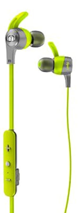 iSport Compete - Verde Cuffie In-Ear Monster 785300126555 N. figura 1