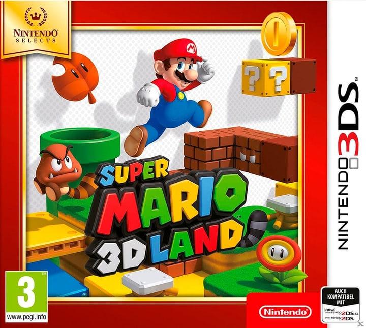 3DS - Nintendo Selects: Super Mario 3D Land Box 785300129655 N. figura 1