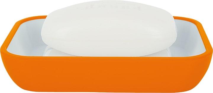 Seifenschale Cocco spirella 675017800000 Farbe Orange Grösse 12 x 8.5 cm