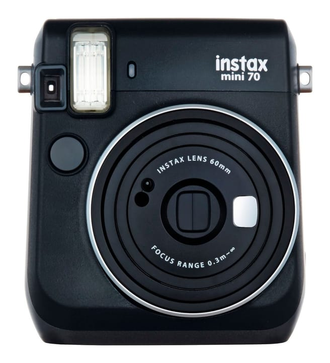 Instax Mini 70 Black Appareil photo instantané FUJIFILM 785300125817 Photo no. 1