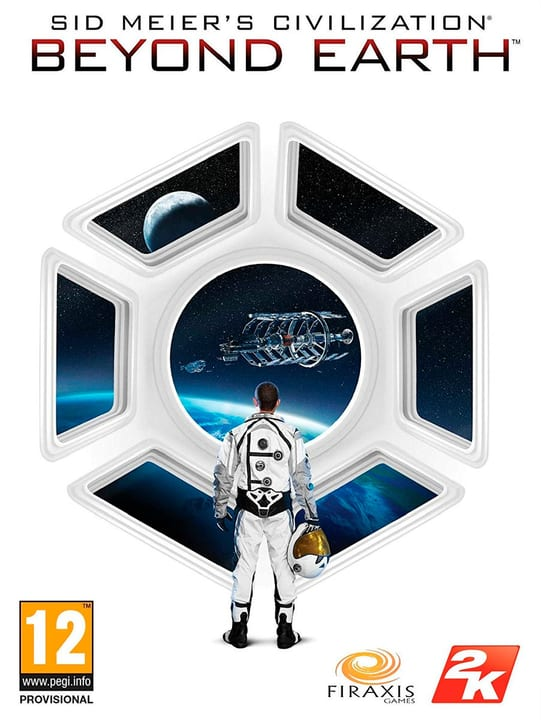 PC - Sid Meier's Civilization: Beyond Earth Download (ESD) 785300133424 N. figura 1