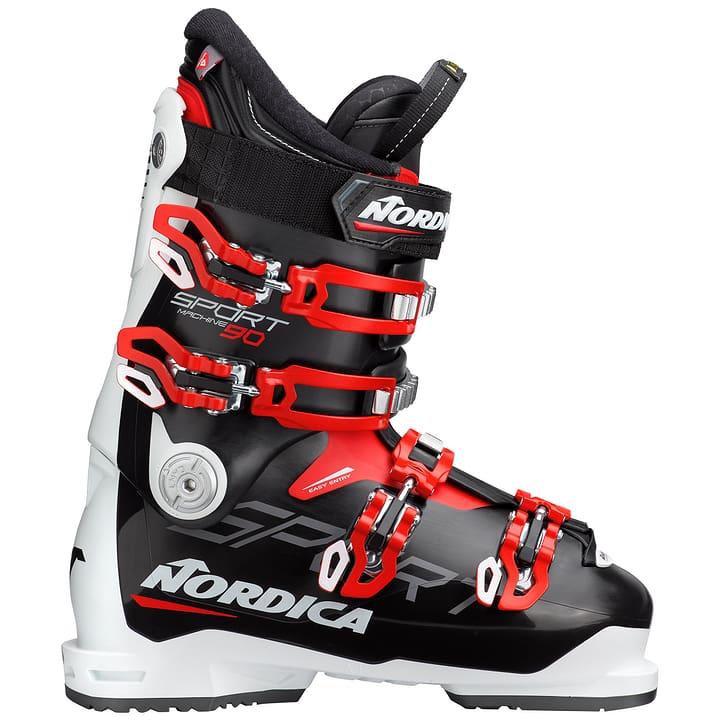 Sportmachine 90 Herren-Skischuh Nordica 495466726520 Farbe schwarz Grösse 26.5 Bild-Nr. 1
