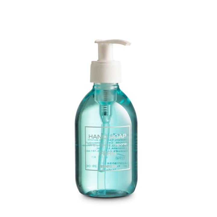 HAND SOAP II Savon liquide 374069500000 Couleur Turquoise Dimensions L: 6.0 cm x P: 6.0 cm x H: 15.0 cm Photo no. 1