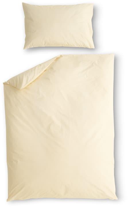 JOAN Perkal-Kissenbezug 451274310850 Farbe Gelb Grösse B: 70.0 cm x H: 50.0 cm Bild Nr. 1
