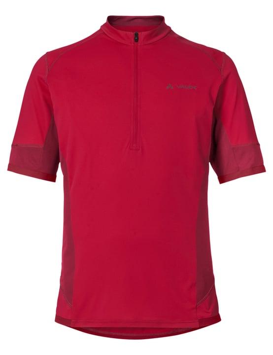 Men's Topa Shirt III Maillot à manches courtes pour homme Vaude 461325400430 Couleur rouge Taille M Photo no. 1