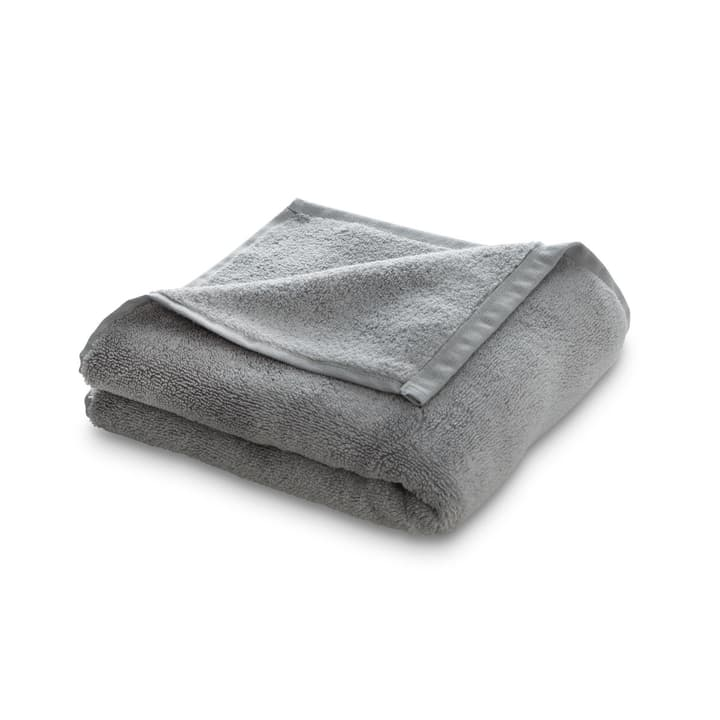 SOFT COTTON Handtuch 374056400000 Farbe Grau Grösse B: 50.0 cm x T: 95.0 cm Bild Nr. 1