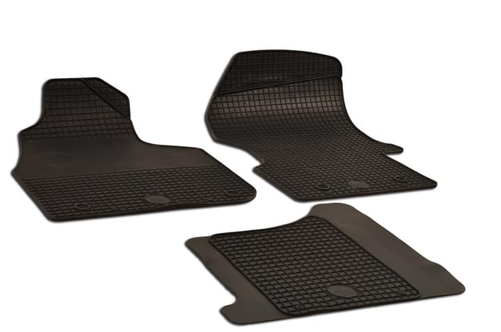 Set de tapis en caoutchouc Mercedes-Benz Tapis de voiture WALSER 620570100000 Photo no. 1
